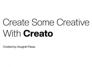 Creato Sans Serif Font