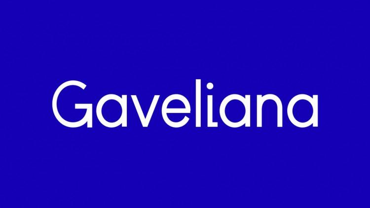 Gaveliana Sans Serif Font