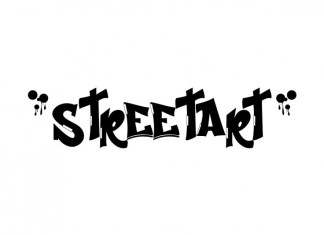 Streetart Display Font