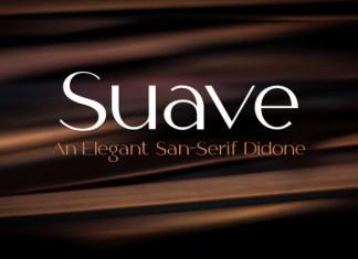 Suave Sans Serif Font