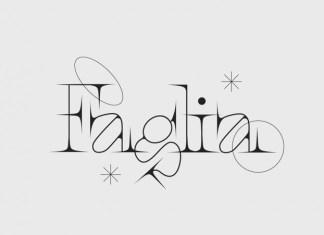 Faglia Serif Font