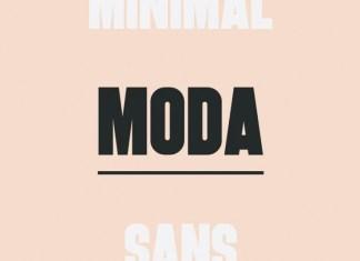 Moda Sans Serif Font