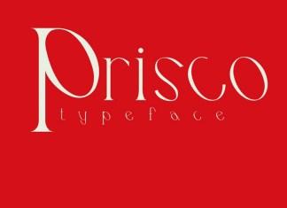 Prisco Serif Font