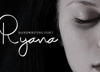 Ryana Script Font