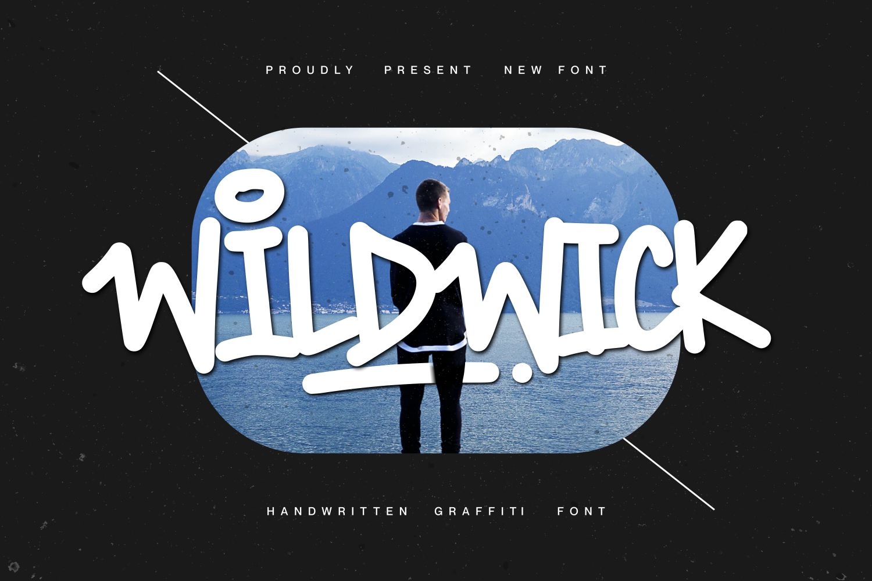 Wildwick Display Font