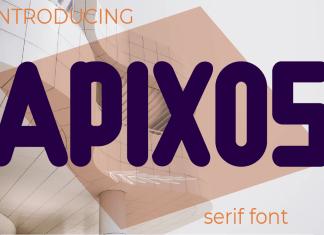 Apixos Font