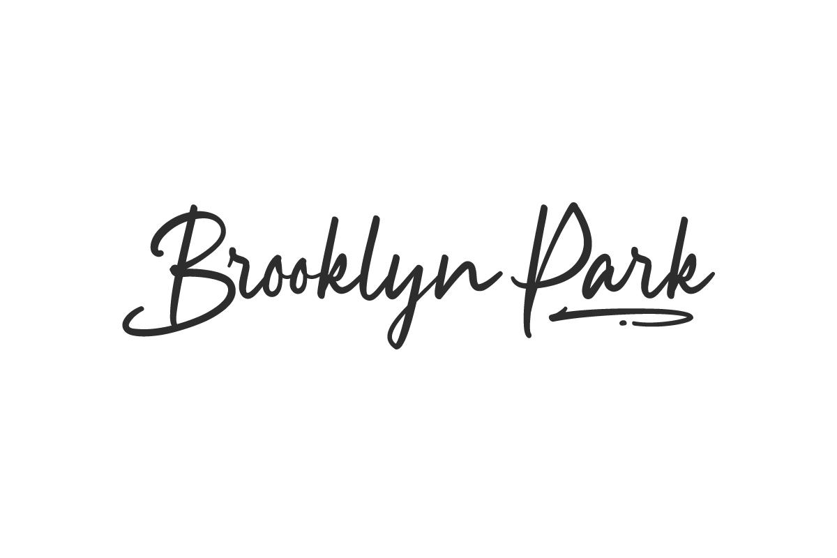 Brooklyn Park Handwritten Font