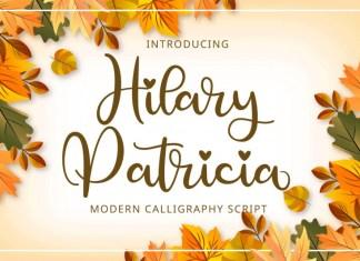 Hilary Patricia Font
