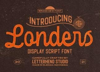 Londers Script Font