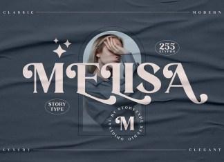 Melisa Serif Font
