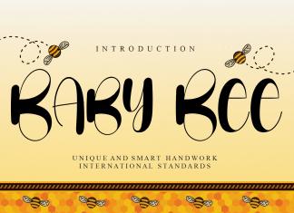 Baby Bee Script Font