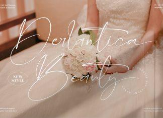 Derlantica Beauty Script Font