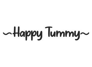 Happy Tummy Script Font