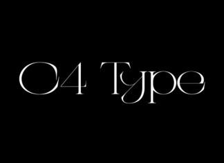 C4 Type Serif Font