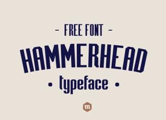 Hammerhead Sans Serif Typeface