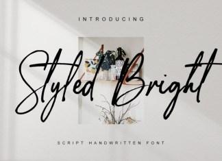 Shining Bright Handwritten Font