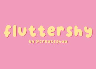 Fluttershy Font