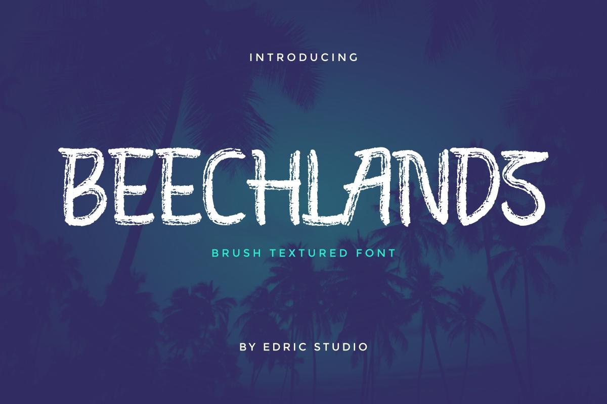 Beechlands Font
