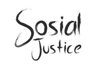 Sosial Justice Brush Font