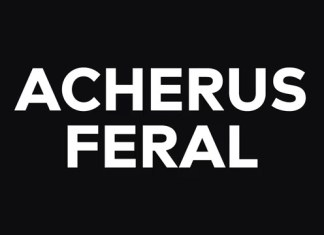 Acherus Feral Sans Serif Font