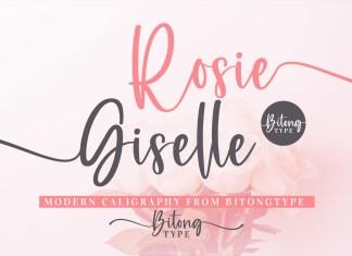 Rosie Giselle Font