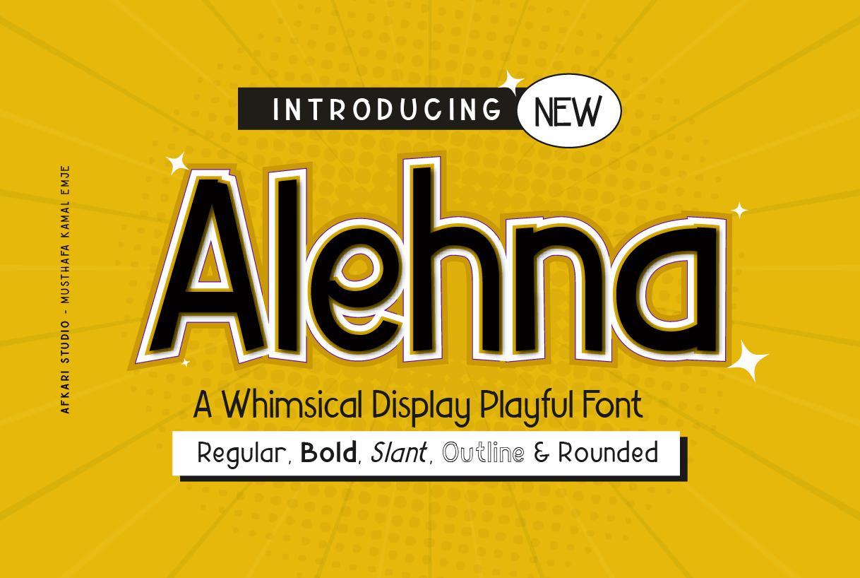 Alehna Font