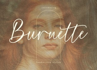 Burnette Script Font