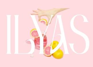 Ilyas Serif Font