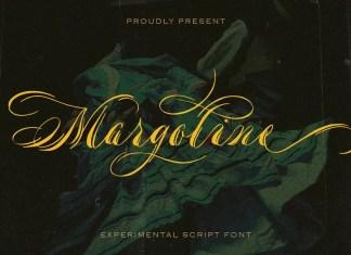 Margoline Script Font