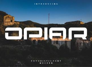 Opiar Font