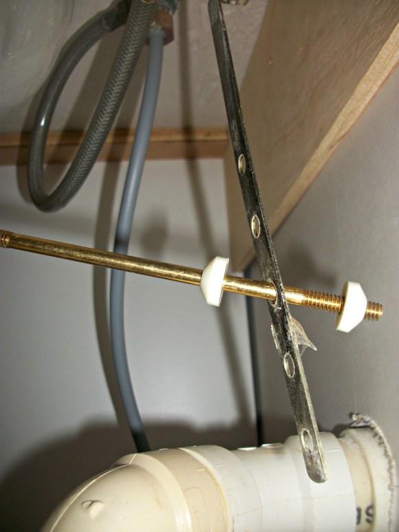 installing rod