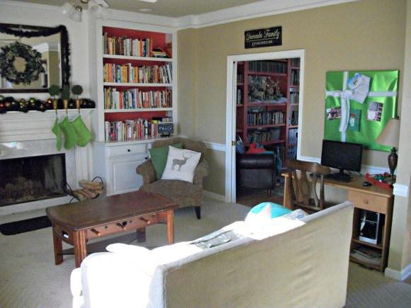 Whole room