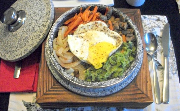 Bibimbap - Korean Mixed Rice. Before3pm.com