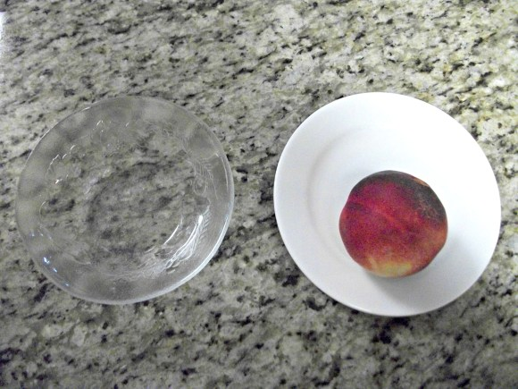 DIY Fruit Fly Trap. www.Before3pm.com