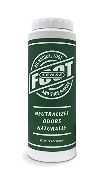 Foot and Shoe Powder - get rid of smelly shoes!!  Before3pm.com