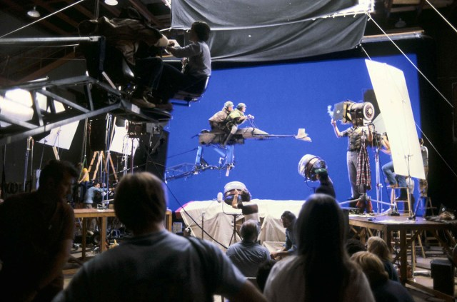 Dennis Muren on the art of crafting VFX shots