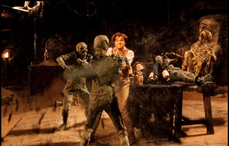 The Mummy VFX