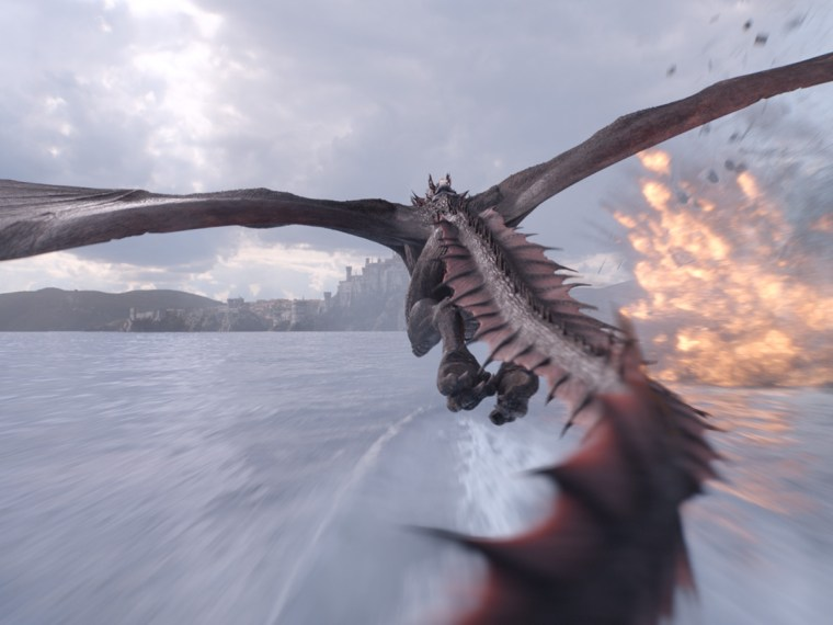 Dragon VFX