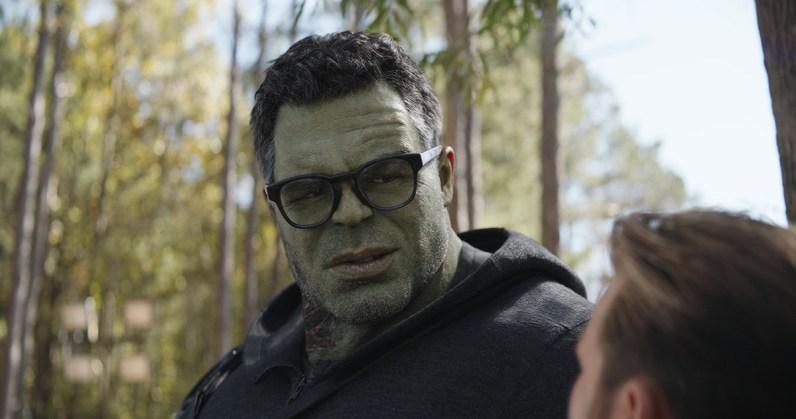 CG Hulk shots