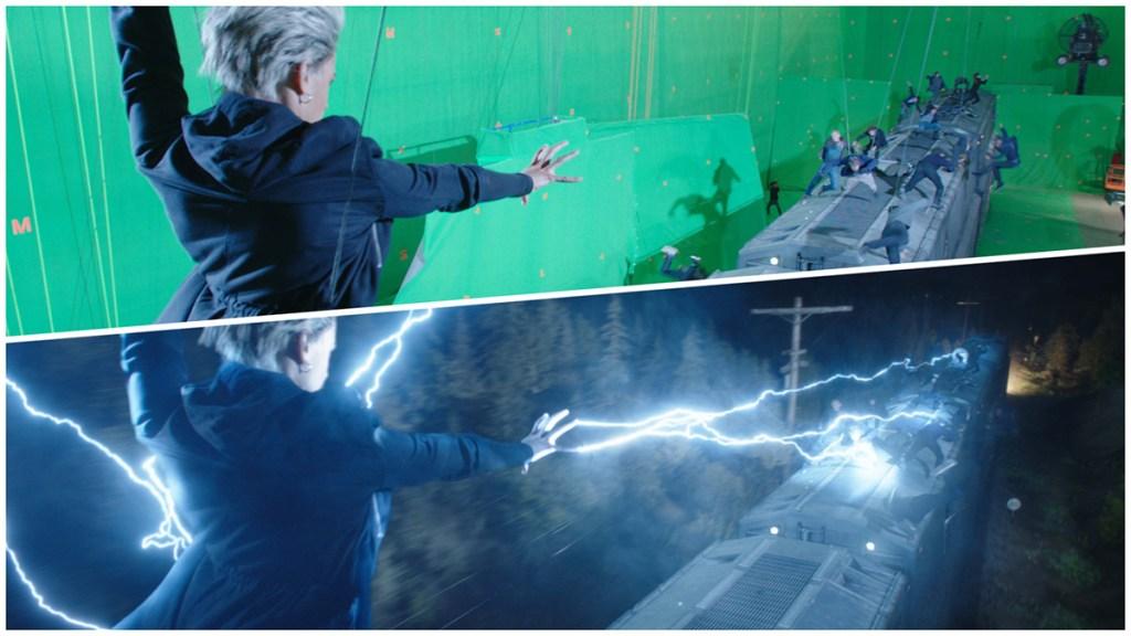 storm attack vfx