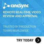 #vfxtoolsweek is brought to you by cineSync.