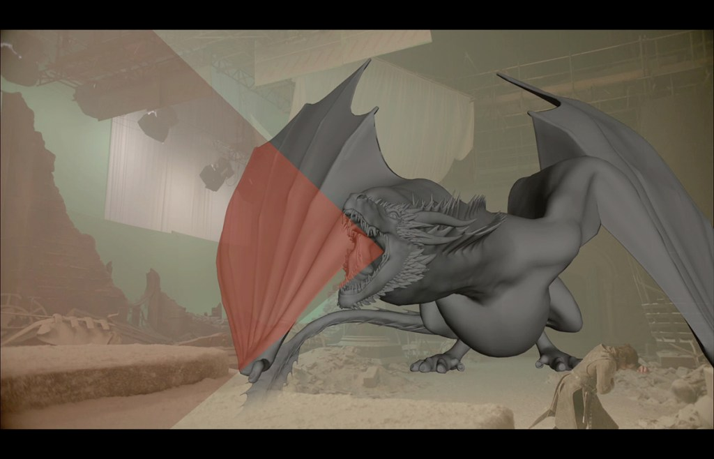 VR set scouting, 'throne lava' and Drogon's touching moment with Daenerys