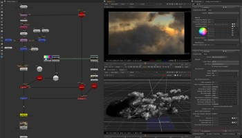 When NUKE is used for more than just compositing - befores