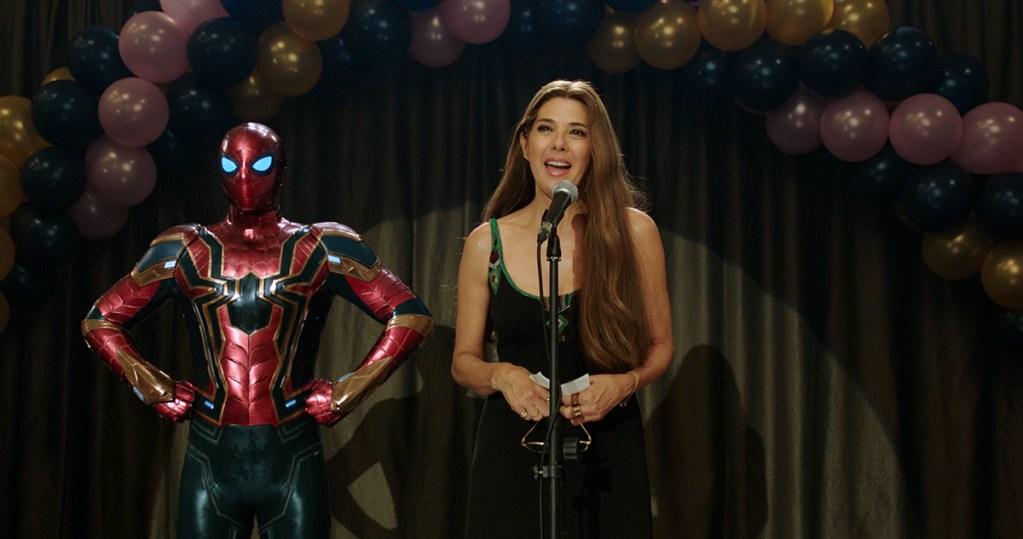 Spidey's suit