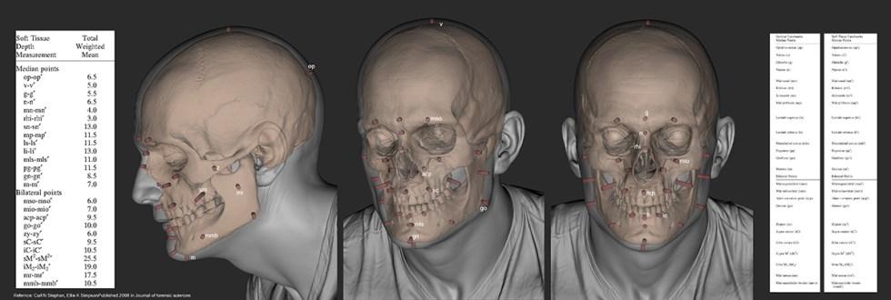 Scott Eaton reverse skull forensics