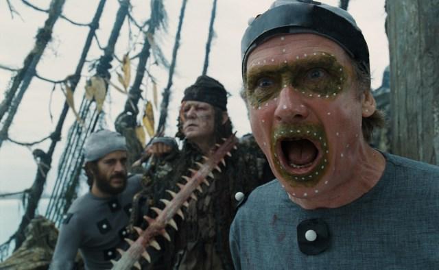 Pirates IMocap