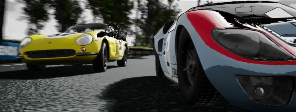 First look: Halon's 'Ford v Ferrari' previs reel