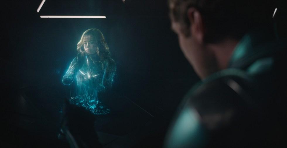 Captain Marve scene