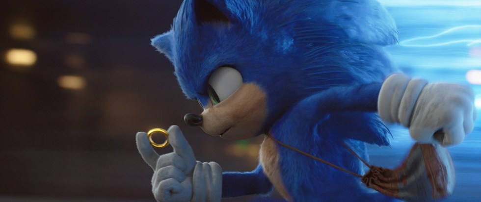 Sonic animation