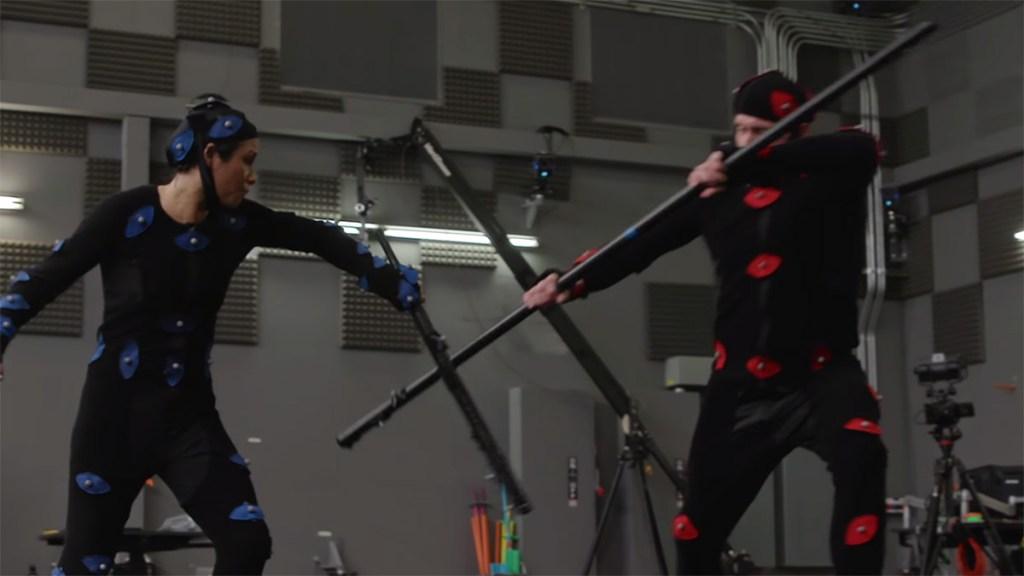 Behind the scenes of Maul vs. Ahsoka